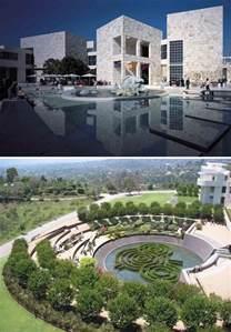 Getty Center Los Angeles CA