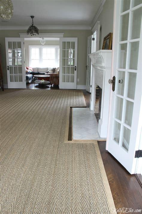 Living Room Solution   Custom Cut Rug   Kelly Elko