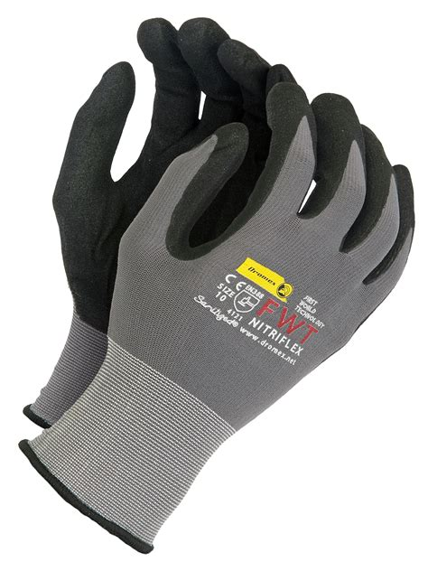 safety wear hand protection nitrile nitriflex