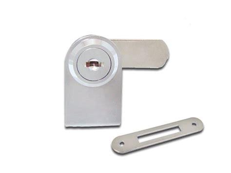 glass cabinet door locks cabinet single swinging glass door lock 410 1