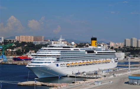 port de marseille croisiere marseille entre dans le top 5 des ports de croisi 232 re m 233 diterran 233 ens