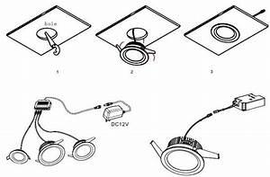 Led Downlight Installation Instructions