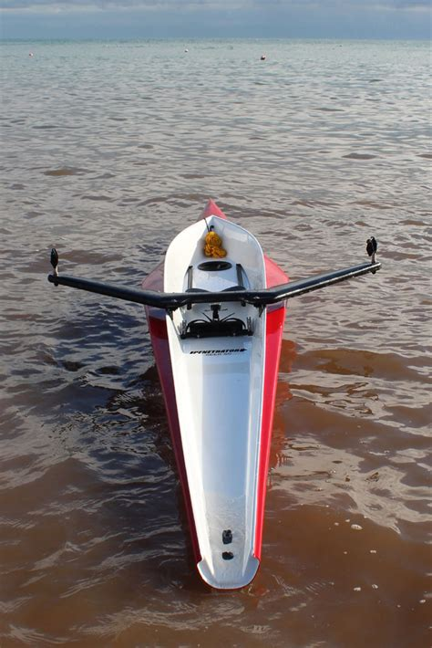 Fisa Coastal Rowing Boats For Sale by C1 Single Seasabre