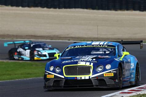 bentley racing chris harris to race at blancpain gt series with bentley