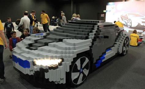 bmw  concept  life sized lego toy autoguidecom