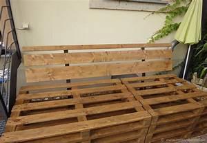 Europaletten Gartenmöbel Bauen : gartenm bel aus paletten wie sie gartenm bel selber bauen garten hausxxl garten hausxxl ~ Markanthonyermac.com Haus und Dekorationen