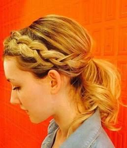 20 Messy Ponytail Hairstyles
