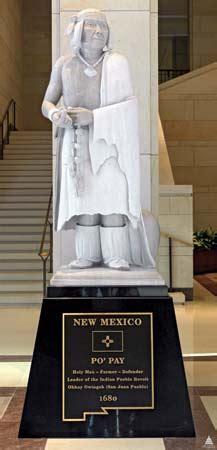 pope tewa pueblo leader britannicacom