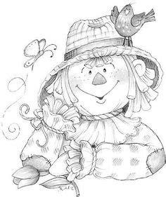 scarecrow template aussie pumpkin patch  scarecrows birthday kid fun pinterest