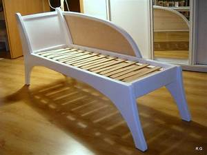 Ryszard's chaise lounge build