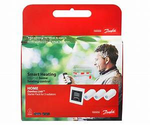 Danfoss Smart Home : starter kits danfoss link starterpaket zentralregler und 3 connect trvs ~ Buech-reservation.com Haus und Dekorationen
