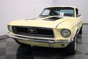 Ford Mustang Fastback : 1968 ford mustang fastback restomod for sale 74043 mcg ~ Melissatoandfro.com Idées de Décoration