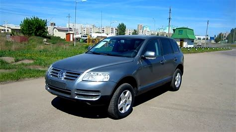 Volkswagen Touareg 2003 by 2003 Volkswagen Touareg 7l Pictures Information And