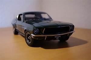 Ford Ploermel : ford mustang bullit 1 18 thema miniatures objets de collection mustangpassion ~ Gottalentnigeria.com Avis de Voitures