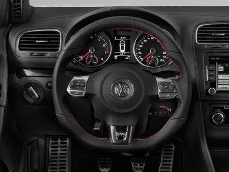 image  volkswagen gti  door hb man steering wheel