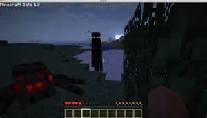 Minecraft Real Life Enderman Attack