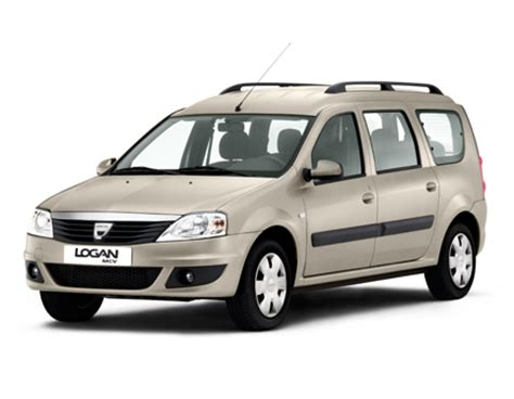 Dacia Logan MCV et Lodgy   Voiture familiale