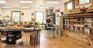 Ultimate One-Man Shop - FineWoodworking