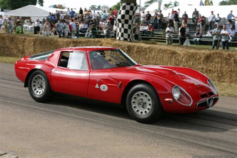 Alfa Romeo Tz2 by Alfa Romeo Giulia Tz2 Photos And Comments Www Picautos