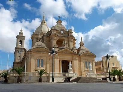 Nadur Gozo Malta Basilica Island Churches St
