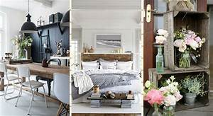 15 Intrieurs Campagne Chic Juste Sublimes