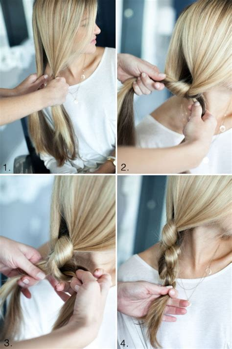 simple hairstyle ideas ready     minutes   fantastic
