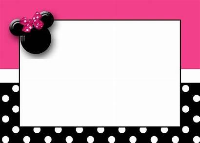 Mickey Mouse Birthday Printable Minnie Cards Ligia