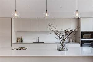 Kitchen island pendant lighting design : Designer lighting modern glass globe pendant lights