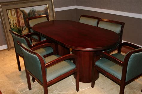hon conference table chairs 011609 from office furniture