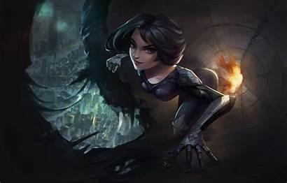 Alita Battle Angel Fan Anime Zalem Iron