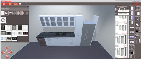 Planning Kitchen Cabinets by Free 3d Kitchen Planner Kitchen Cabinets And Stones