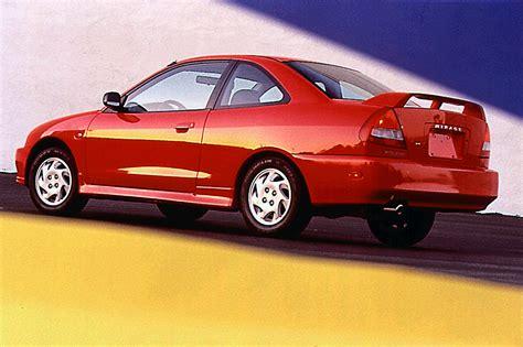 mitsubishi mirage coupe 1997 02 mitsubishi mirage consumer guide auto