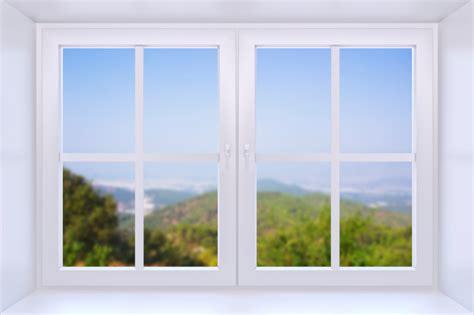 Zweifach Oder Dreifach Verglaste Fensterscheiben