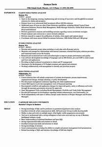 Student Resume Builder Solutions Analyst Resume Samples Velvet Jobs