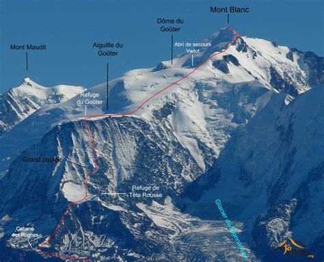 monter le mont blanc r 233 ussissez l ascension du mont blanc d 232 s cet 233 t 233 kazaden
