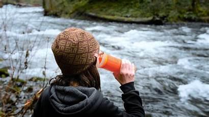 Camping Water Drinking Carry Yosemite Fun Must