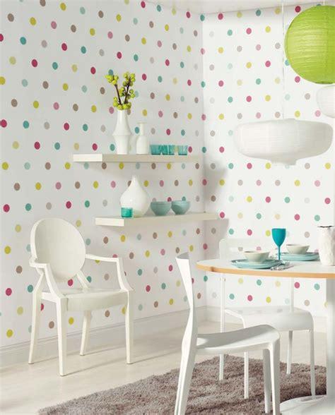 quel revetement mural pour cuisine du papier peint pour une chambre d 39 enfant frenchy fancy