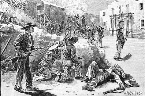 what does siege the battle of the alamo