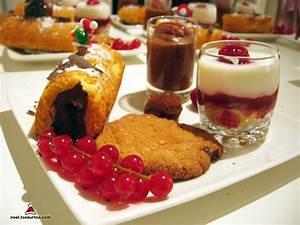 Idee Dessert Noel : assiette gourmande de desserts de no l ~ Melissatoandfro.com Idées de Décoration