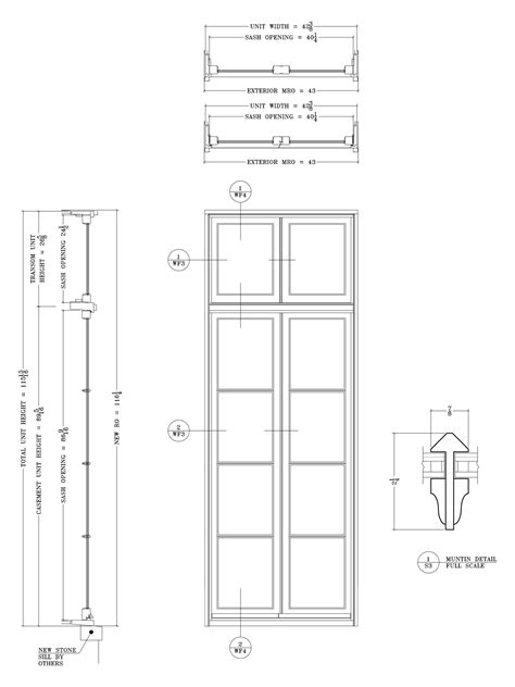 french doors  narrow stiles architectural components