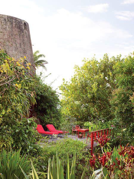 helen marden paintings helen and brice marden s caribbean hotel slide show gallery garden design