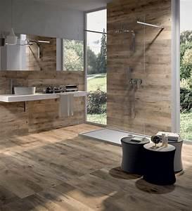 carrelage italien imitation bois pour interieur et With salle de bain design avec grillage décoratif extérieur