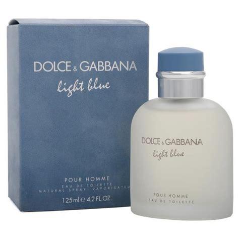 dolce light blue mens dolce and gabbana light blue for men 125ml buy online in