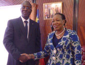 si鑒e union africaine elections en centrafrique souleymane n 39 déné n 39 diaye dirige la mission de l union africaine