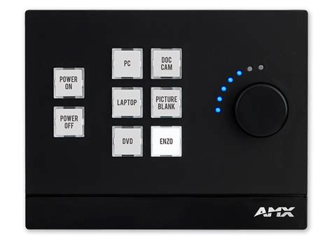 mkp  amx audio video control systems
