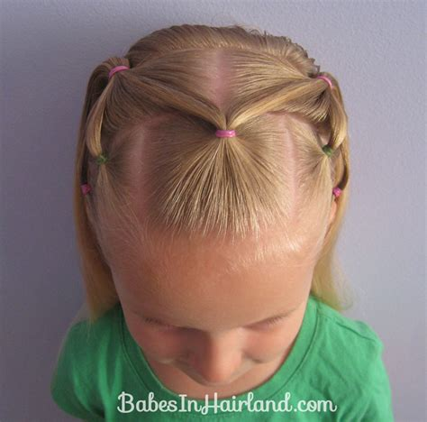 hairstyles  rubber bands  kids woman fashion nicepricesellcom