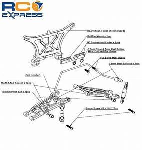 Traxxas 3 Nitro Engine
