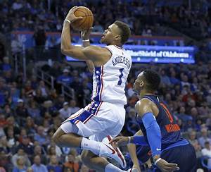 Justin Anderson brings energy, defense to young Sixers ...