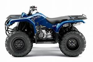 Yamaha Grizzly 350 4x4 - 2009  2010