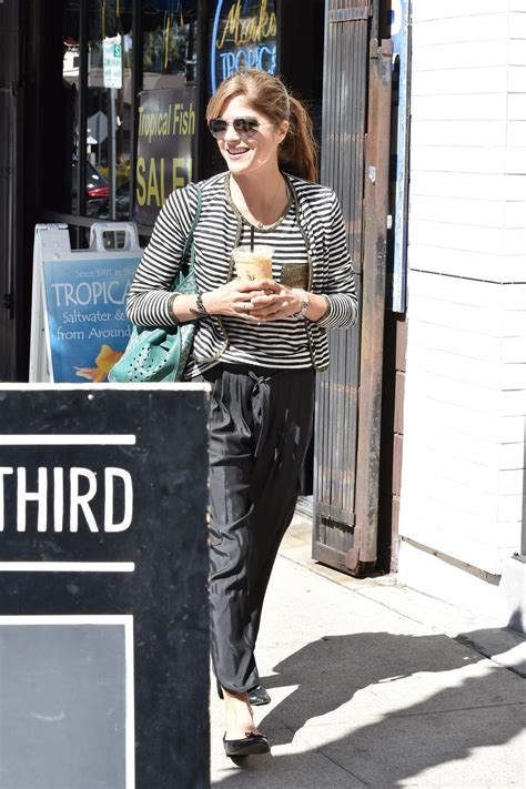 #job interview #la #alfred coffee #strong coffee #strong women. selma blair stops by alfred coffee in studio city los angeles-041017_5